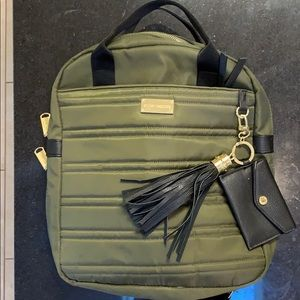 Steve Madden Backpack with mini wallet